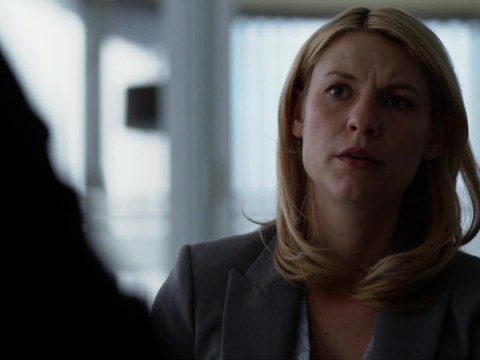 Homeland's back on Channel 4 and everyone is happy to see Carrie Mathison again
