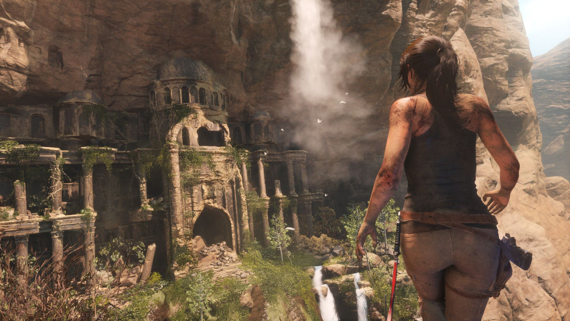 Rise Of The Tomb Raider (XO) - now with actual tombs