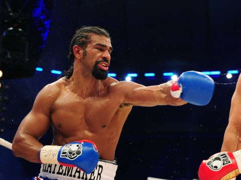 Tyson Fury, Anthony Joshua and Deontay Wilder: Five heavyweight boxers David Haye could fight in 2016