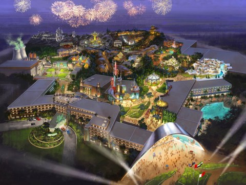 A 20th Century Fox theme park resort is coming – with The Simpsons, Titanic and Aliens attractions
