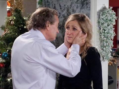 Emmerdale spoilers: Laurel and Ashley Thomas reunite as the vicar confesses his tragic secret