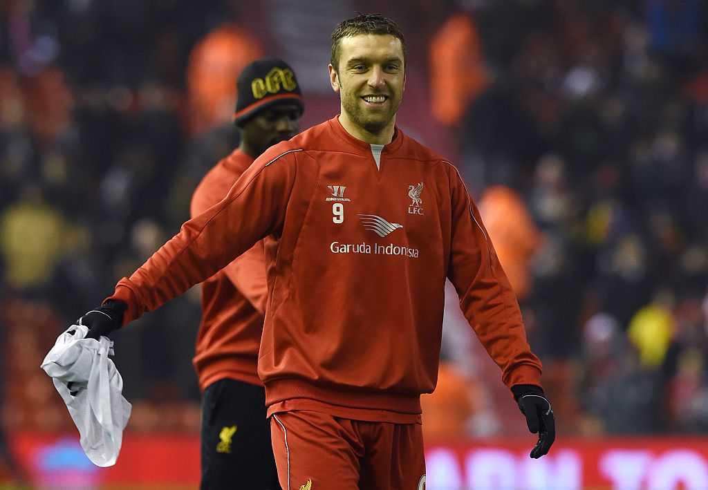 Rickie Lambert safe and well after becoming second ex-Liverpool player caught up in Paris attacks