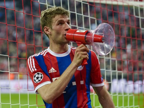 Manchester United have made monster transfer offer for Thomas Muller – report