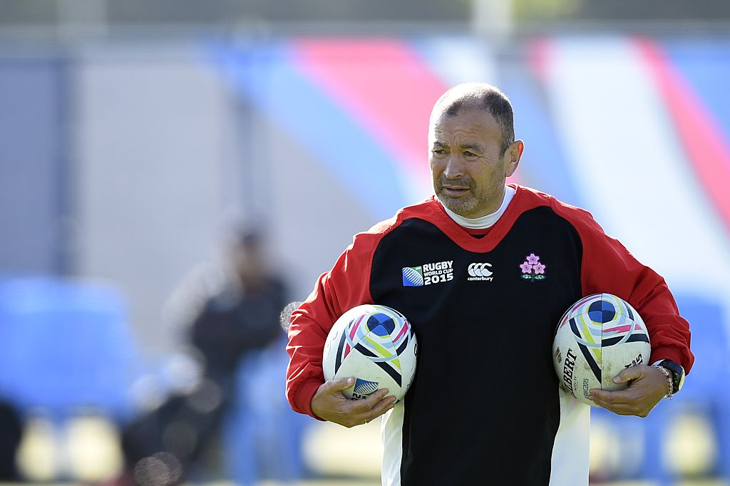 Eddie Jones set to become England head coach after RFU reach agreement with Stormers – report