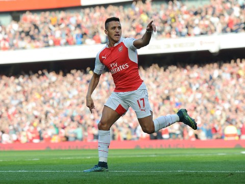 Alexis Sanchez on verge of signing new Arsenal contract amid transfer interest – report