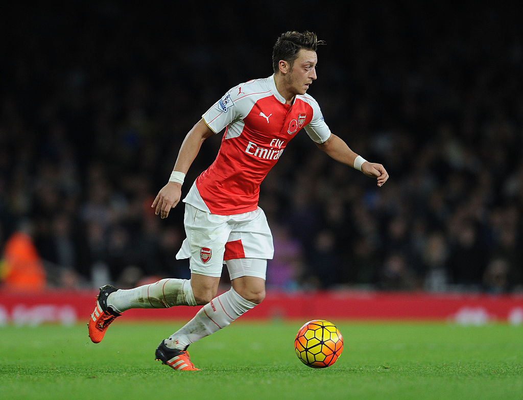Liverpool legend Jan Molby thinks that Arsenal's Mesut Ozil is the best set-piece taker in the Premier League
