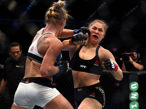 UFC legend Anderson Silva offers support to Ronda Rousey after crushing defeat