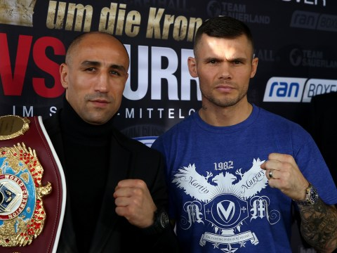 Carl Froch: Martin Murray does not hit hard enough to beat Arthur Abraham in Germany