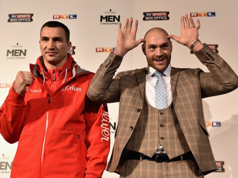 Wladimir Klitschko vs Tyson Fury: What time does the fight start and how can I watch it? Betting odds, TV times and undercard news