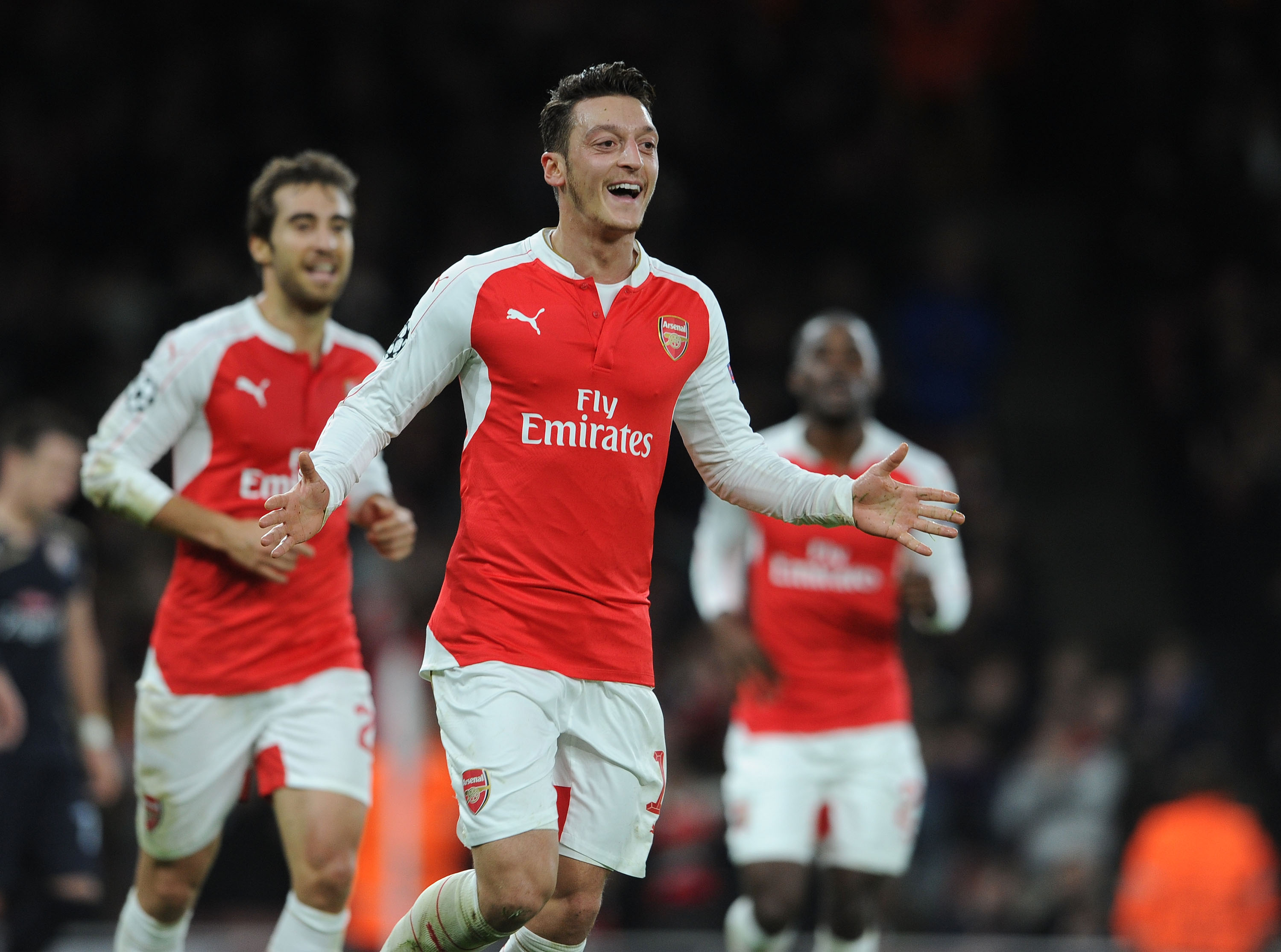 Mesut Ozil can get even better at Arsenal in the coming months and years