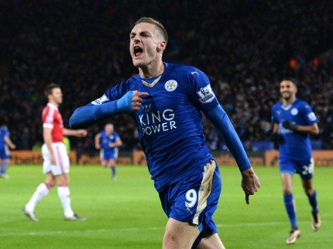 Should Arsenal try and buy Leicester City's Jamie Vardy in the January transfer window?