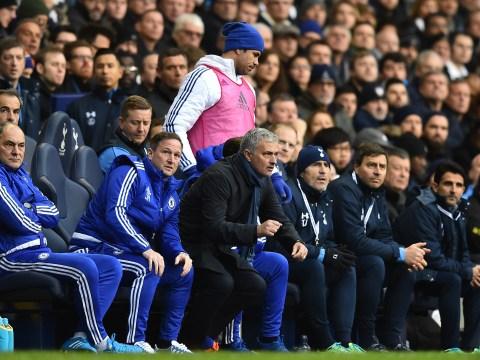 Chelsea boss Jose Mourinho claims Diego Costa bib throw is 'normal'