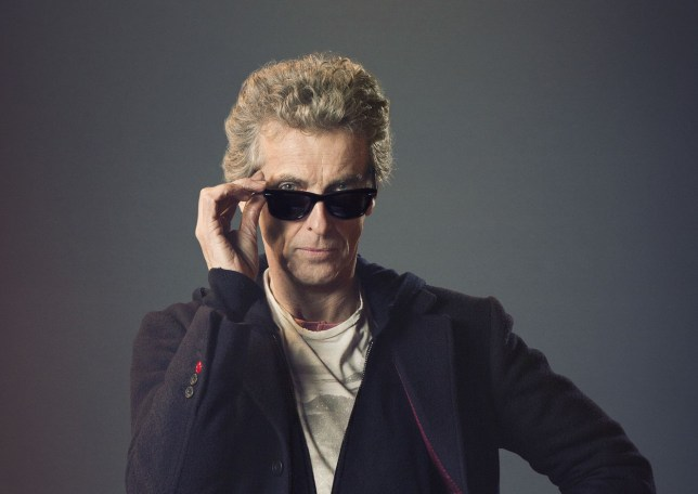 WARNING: Embargoed for publication until 00:00:01 on 15/09/2015 - Programme Name: Doctor Who - TX: 19/09/2015 - Episode: n/a (No. 1) - Picture Shows: Doctor Who (PETER CAPALDI) - (C) BBC - Photographer: Simon Ridgway