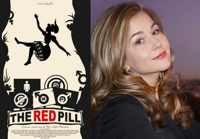 One Brave Feminist Is Making A Documentary About Men's Rights Credit: Cassie Jaye /Twitter: Cassie_Jaye