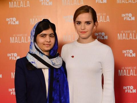 'Emma Watson made me a feminist', Malala Yousafzai says