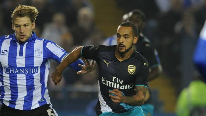 Barcelona step up interest in sealing transfer of Arsenal star Theo Walcott – report