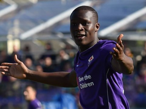 Liverpool readying transfer approach for Fiorentina striker Khouma Babacar – report