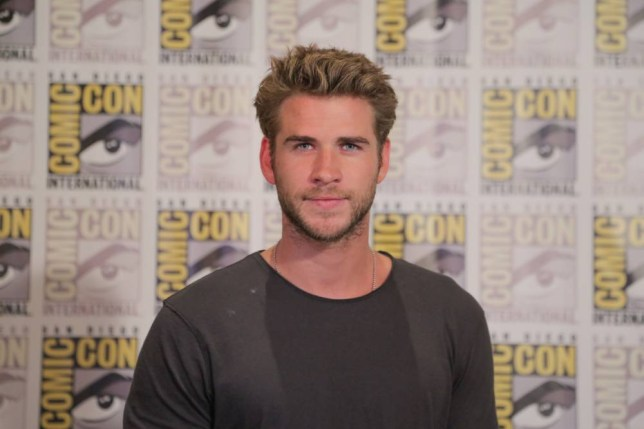 SAN DIEGO, CA - JULY 09: Actor Liam Hemsworth attends Comic-Con International on July 9, 2015 in San Diego, California. (Photo by Chelsea Lauren/WireImage)