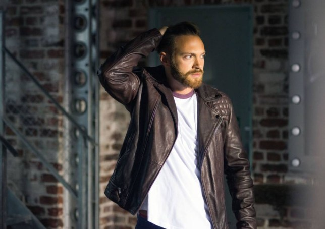 WARNING: Embargoed for publication until 00:00:01 on 03/11/2015 - Programme Name: EastEnders - TX: 10/11/2015 - Episode: 5171 (No. n/a) - Picture Shows: Dean finds everything has been stolen from Blades. Dean Wicks (MATT DI ANGELO) - (C) BBC - Photographer: Kieron Mccarron