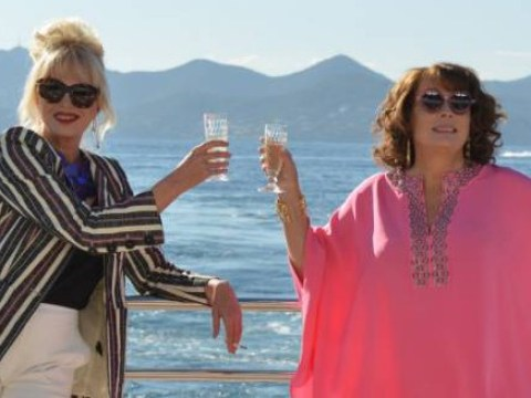 Absolutely Fabulous: The Movie has an obscene number of cameo and guest stars