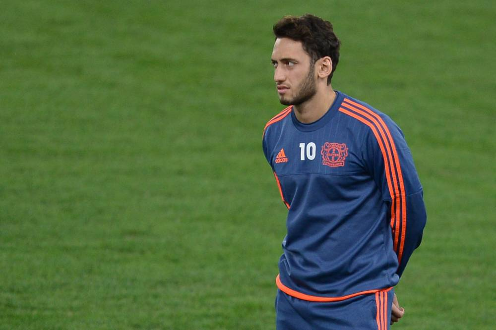 Hakan Calhanoglu admits he'd struggle to reject Manchester United or Barcelona transfer