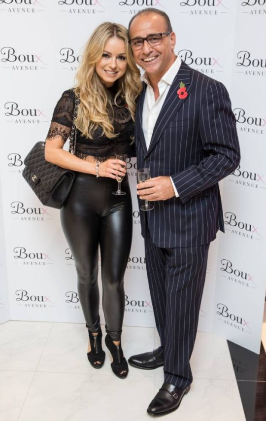 4ad9f3f3303 Mandatory Credit: Photo by James Gourley/REX Shutterstock (5343600aa) Ola  Jordan and