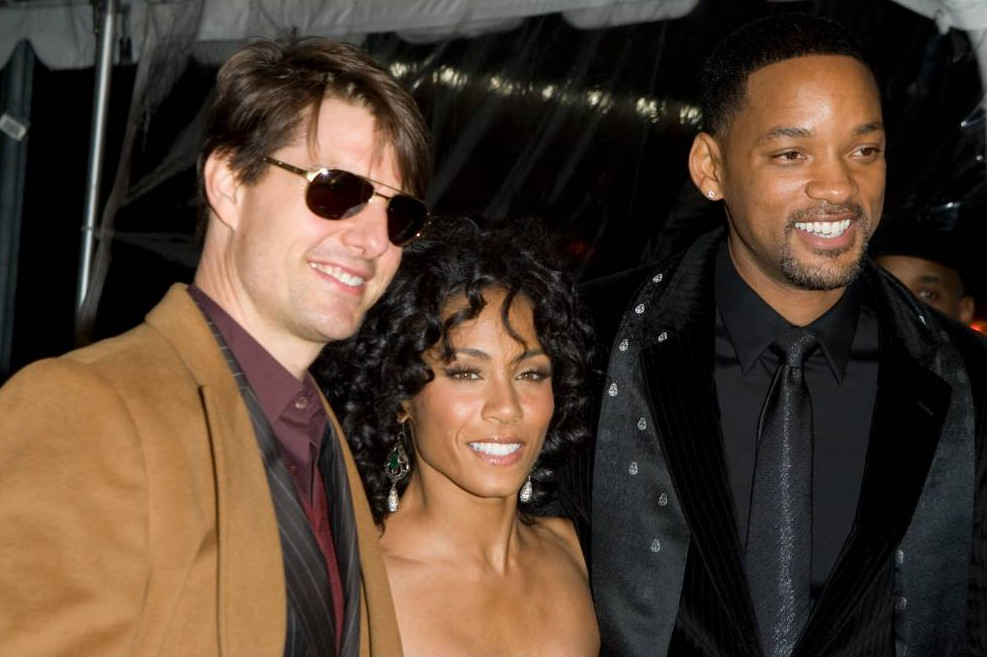 Tom Cruise loves hide and seek so much he made Will Smith and Jada Pinkett-Smith play with him