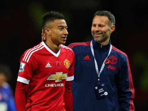 Jesse Lingard has a bright future at Old Trafford after scoring first Manchester United goal