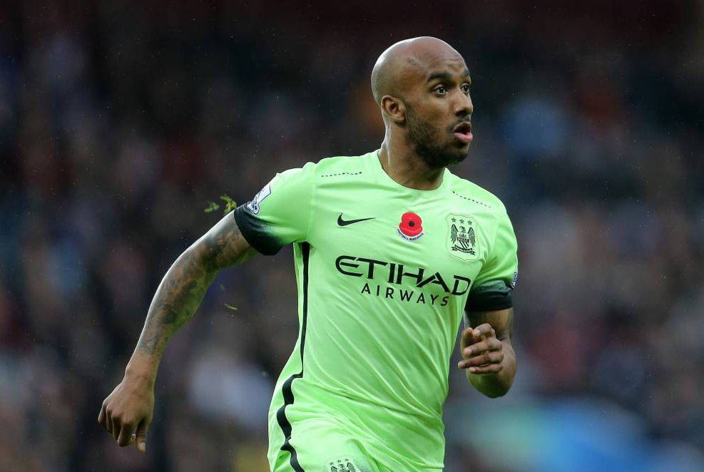 Fabian Delph could play as big a part in Manchester City's season as Raheem Sterling