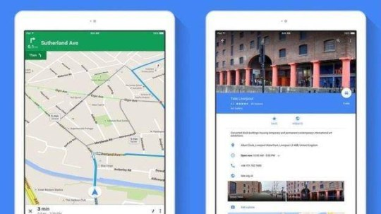 Google Maps UK upgrades to offline search and directions on