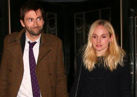 Doctor Who and Broadchurch star David Tennant announces the birth of his fourth child