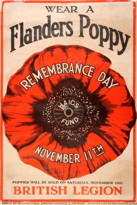 How to wear a poppy: Which side to wear your Remembrance Day