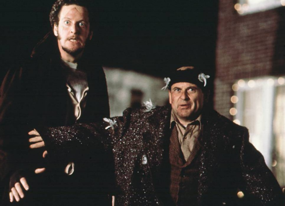 Doctors diagnose the injuries in Home Alone, and it doesn't look good for Marv and Harry