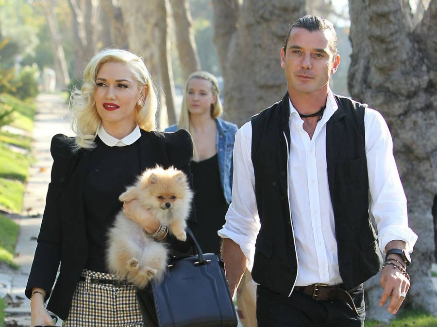 Gwen Stefani's ex Gavin Rossdale's cheating with family nanny was reportedly exposed through Apple file sharing