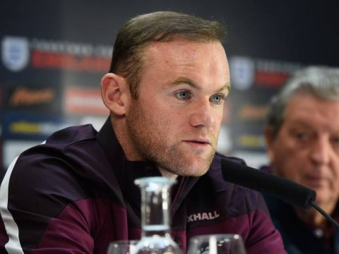 Wayne Rooney admits he faces a huge challenge to keep England place for Euro 2016