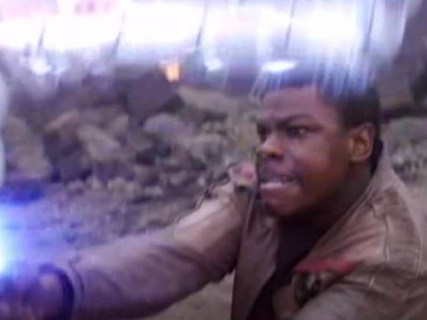 JJ Abrams promises lightsaber fights in Star Wars: The Force Awakens will be more 'aggressive and rougher'