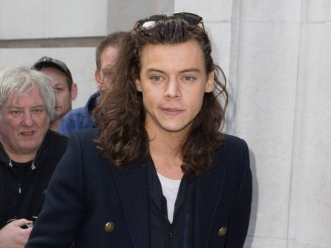 A history of Harry Styles' hair in one beautiful gif