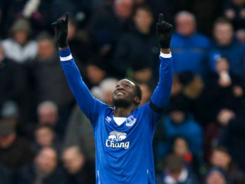 Everton striker Romelu Lukaku moves into an elite group of strikers with incredible goal record after strikes v Aston Villa