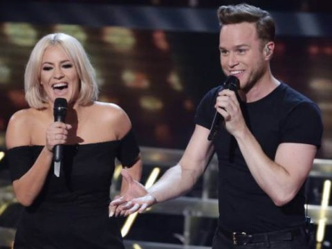 Why Olly Murs isn't keen on the idea of sleeping with his The X Factor co-host Caroline Flack