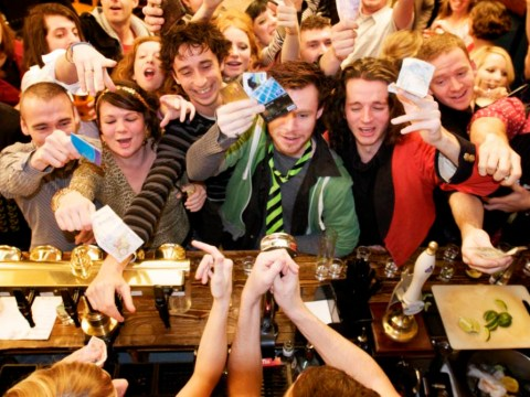 25 things you'll only know if you've worked in a bar over Christmas