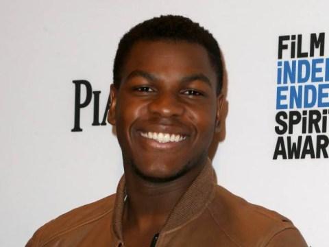 Star Wars: The Force Awakens star John Boyega STILL hasn't seen the film