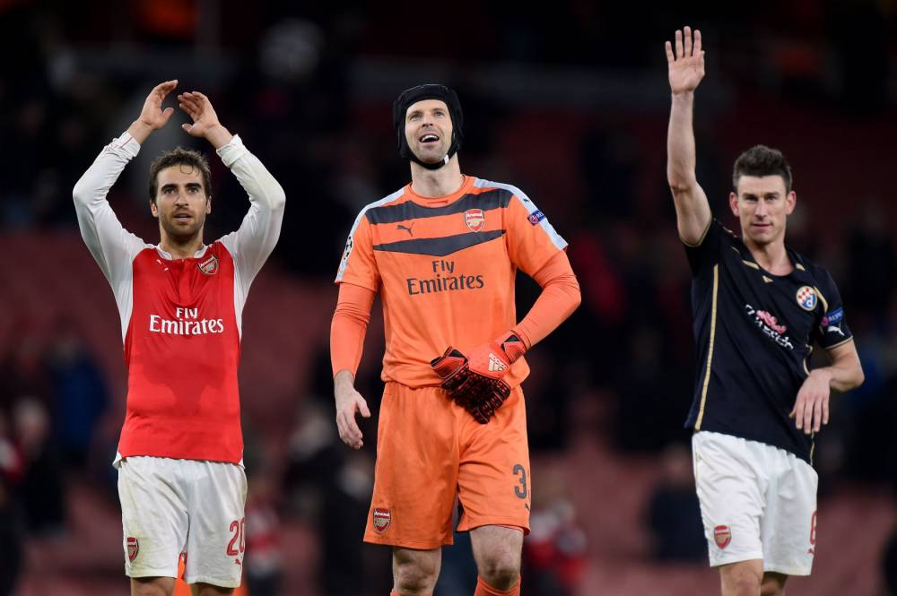 What Arsenal need to do against Olympiacos to qualify for the Champions League knockout stages