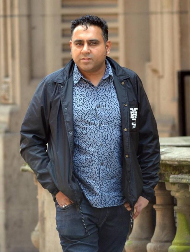 BPM MEDIAnFILERnPictured is Jasbir Bharaj leaving Birmingham Crown court, Birmingham, West Midlands