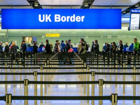 Estimated net migration to the UK hits record high