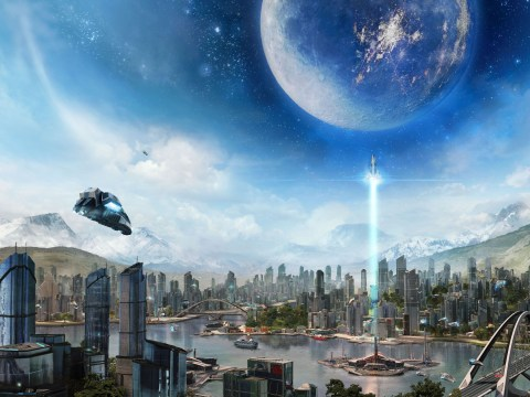 Anno 2205 review – to the moon