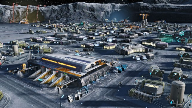Anno 2205 (PC) - be the man in the moon