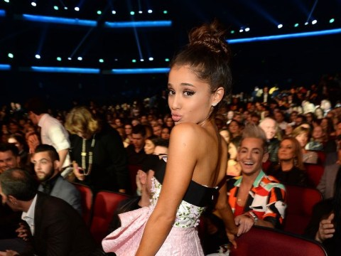 The one thing you never noticed about Ariana Grande at the AMAs