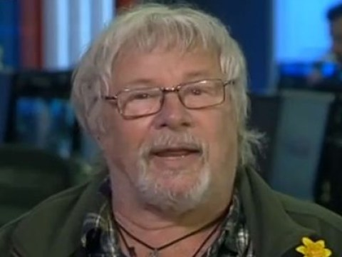 Kay Burley trolls Bill Oddie using Taylor Swift songs during endangered dotterel bird row
