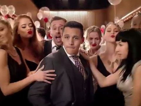 Arsenal's Alexis Sanchez stars in Chilean Christmas advert for phones