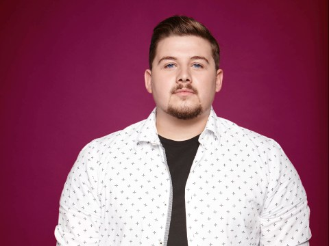 The X Factor: Che Chesterman reckons singing Friends' Smelly Cat will get him straight to the final